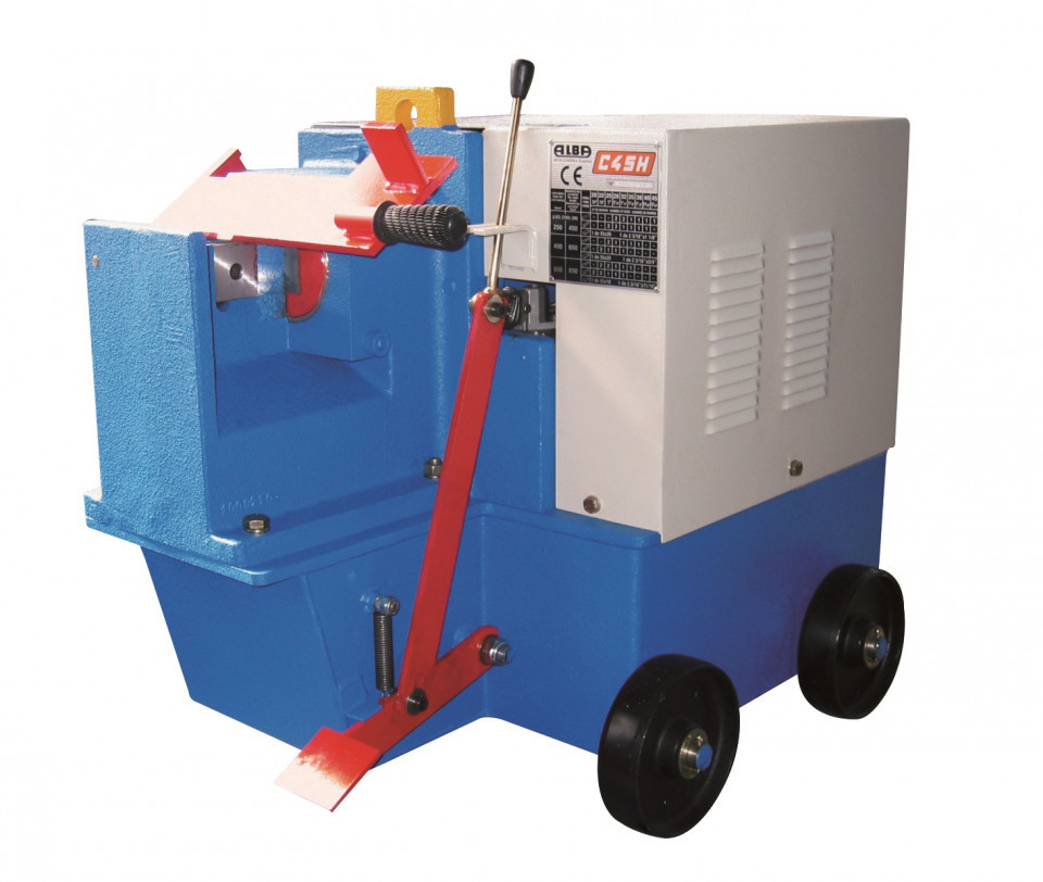Masina hidraulica pentru taiat fier beton - Alba-C45H ALBA