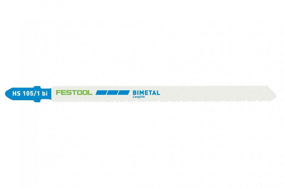Panza de ferastrau vertical HS 105/1 BI/5 imagine Festool albertool.com
