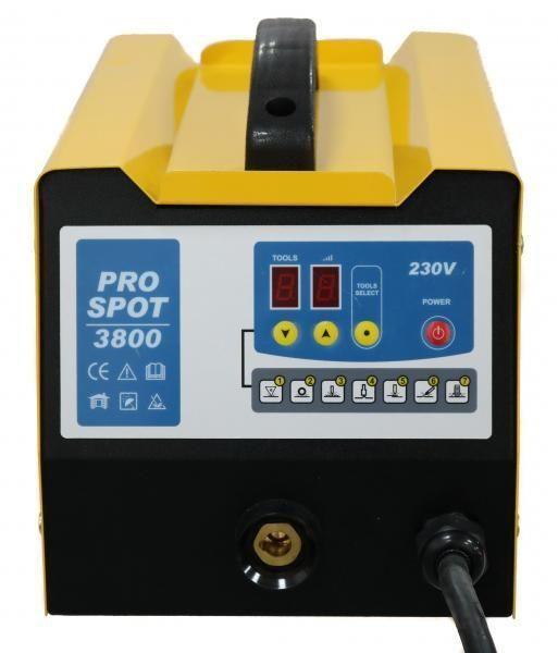 PRO SPOT 3800 380V - Aparat pentru tinichigerie auto Intensiv
