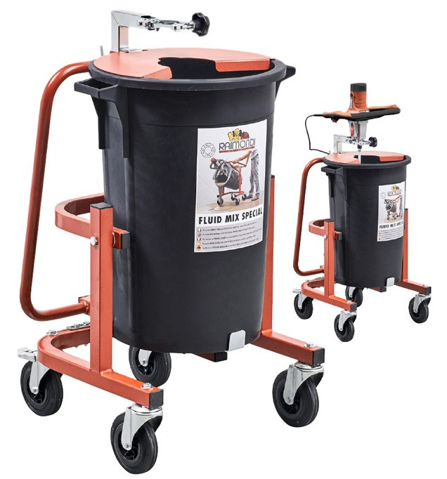 Suport Amestecator / mixer pt. materiale lichide 75l, FLUID MIX SPECIAL - Raimondi-238UN Raimondi