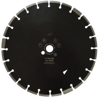 Disc DiamantatExpert pt. Asfalt, Caramida & Abrazive 400x25.4 (mm) Profesional Standard - DXDH.17117.400.25 imagine 2021