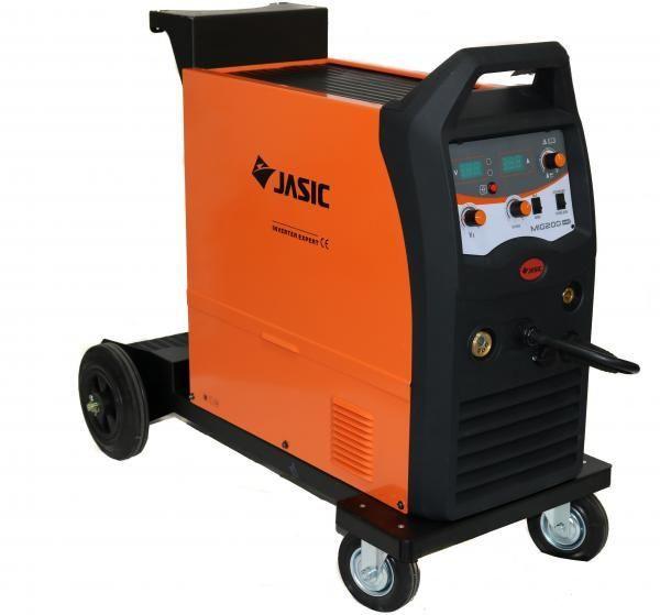 JASIC MIG 200 (N268) - Aparate de sudura MIG-MAG tip invertor imagine JASIC albertool.com