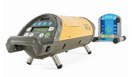 Laser pentru conducte, fascicul verde TP-L5BG - Topcon Topcon