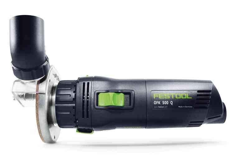 Masina de frezat muchii OFK 500 Q-Plus R2 Festool