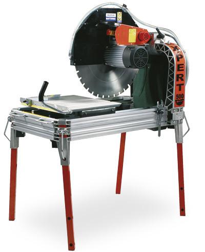 Masina de taiat materiale de constructii 75cm, 4.0kW, EXPERT 500 - Battipav-9500 Battipav