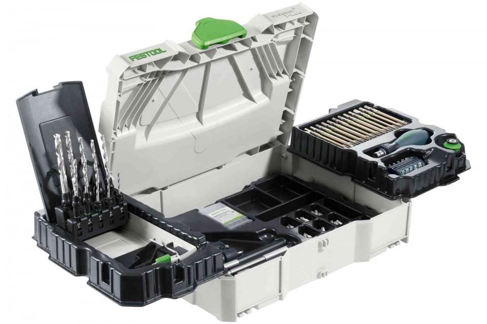 Pachet de instalare SYS 1 CE-SORT Festool