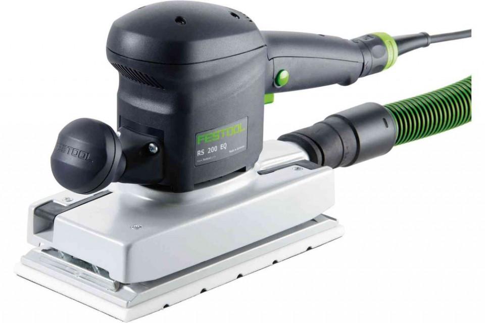 Slefuitor cu vibratie RUTSCHER RS 200 EQ imagine Festool albertool.com