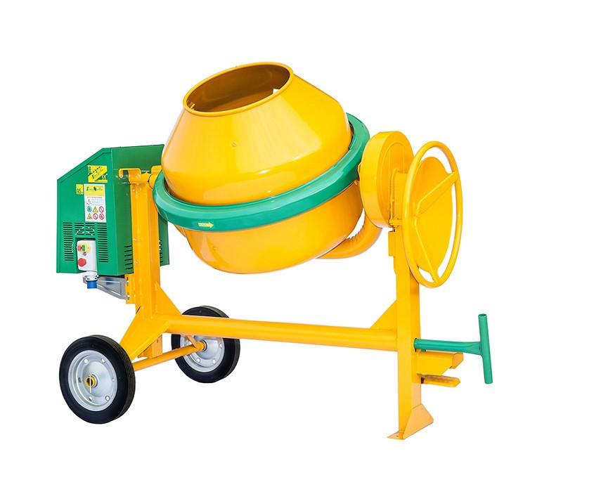 Betoniera Profesionala 312 lt, 1.1kW - LS-S320-S75-Mono Lino Sella