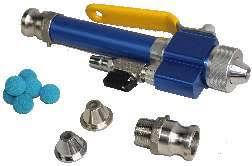 Bisonte Duza metalica 4, 6 , 8 mm pentru PCS-T5 (PAZ-T5) Pompa cu Snec pentru Gleturi si Decorative Bisonte