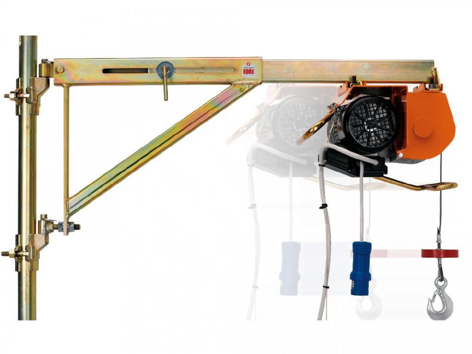 Brat extensibil pt. Fixare Electropalan, L = 90 – 120 cm - IORI-B3 Officine IORI