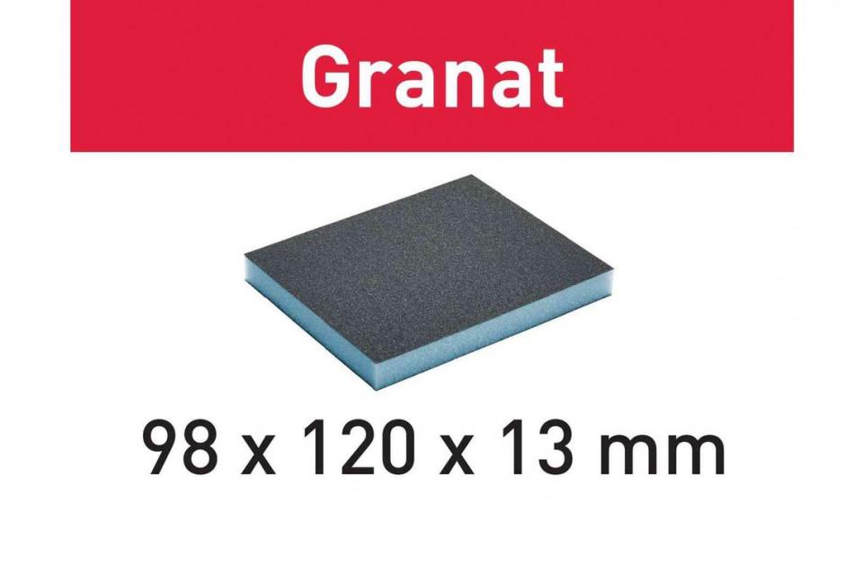 Burete de şlefuit 98x120x13 60 GR/6 Granat imagine Festool albertool.com