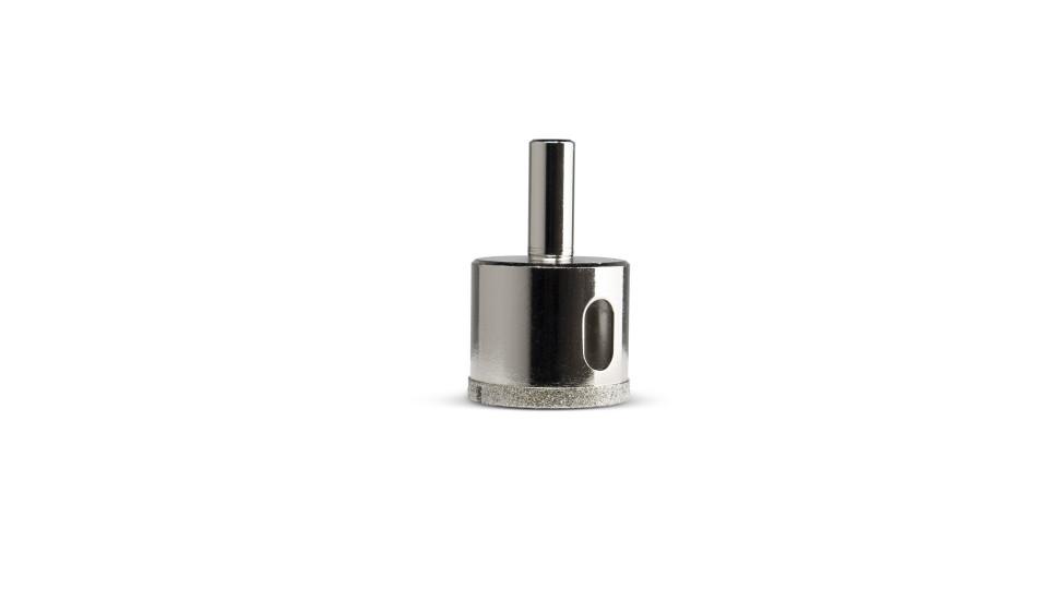 Carota diamantata pt. portelan, placi ceramice EasyGres kit 35mm - RUBI-50921 RUBI