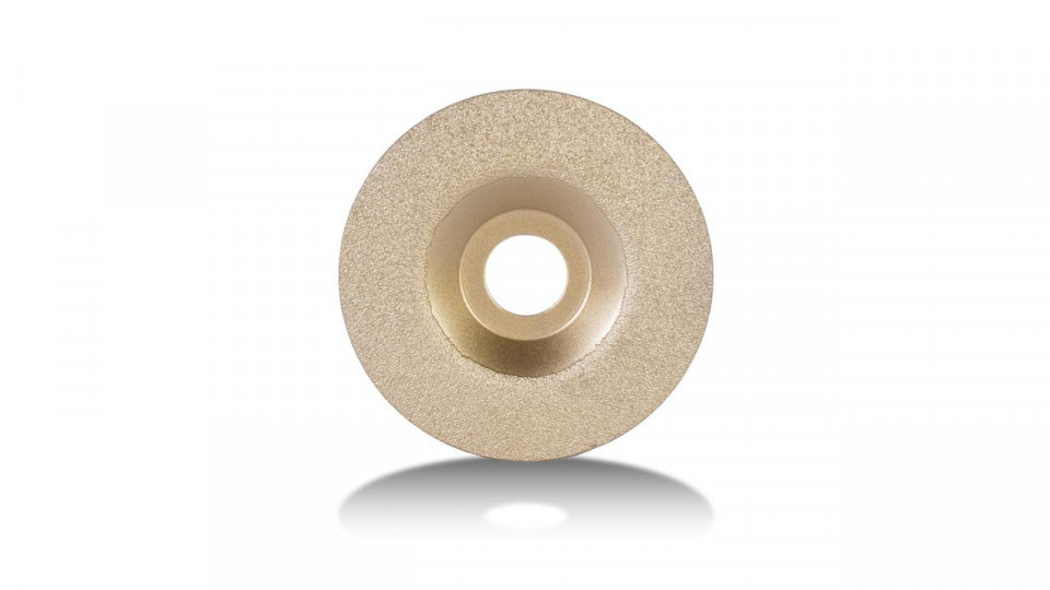 Disc diamantat pt. slefuit placi ceramice 100mm, VDF 100 fin Pro - RUBI-31974 imagine RUBI albertool.com