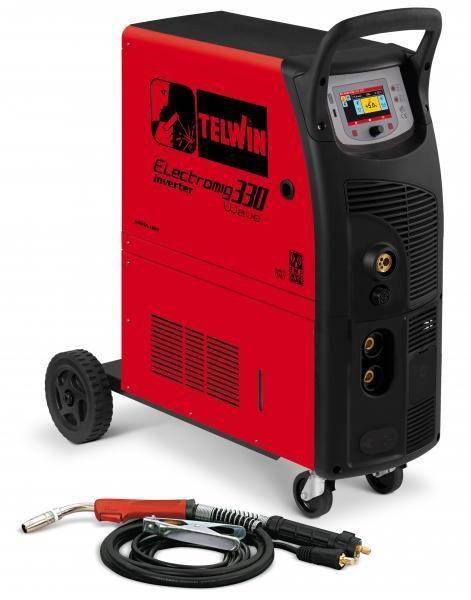 ELECTROMIG 330 WAVE - Aparat de sudura TELWIN tip MIG-MAG/TIG/MMA imagine TELWIN albertool.com