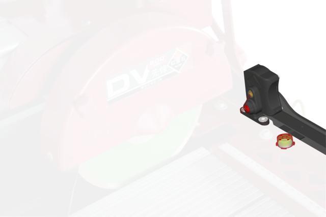 Kit nivela si laser pt. DV/DC/DS/DX - RUBI-54999 RUBI