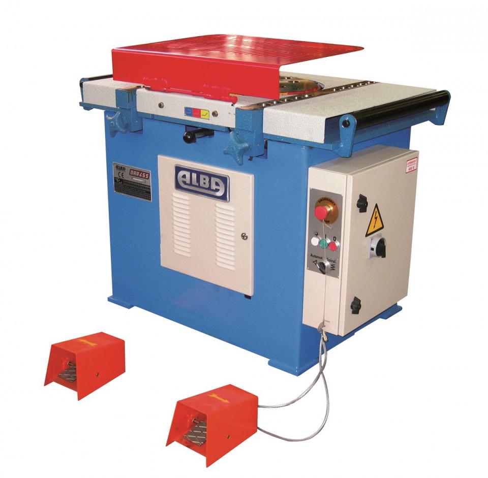 Masina automata profesionala de fasonat fier beton - Alba-DAR45SP ALBA