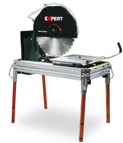 Masina de taiat materiale de constructii 75cm, 4.0kW, EXPERT 600 - Battipav-9600 Battipav