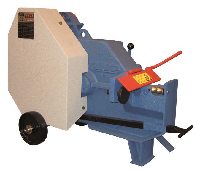 Masina mecanica pentru taiat fier beton - Alba-C42L ALBA