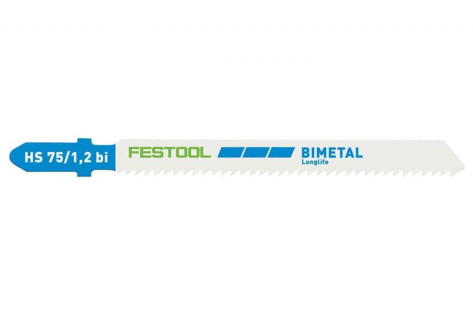 Panza de ferastrau vertical HS 75/1,2 BI/20 imagine Festool albertool.com