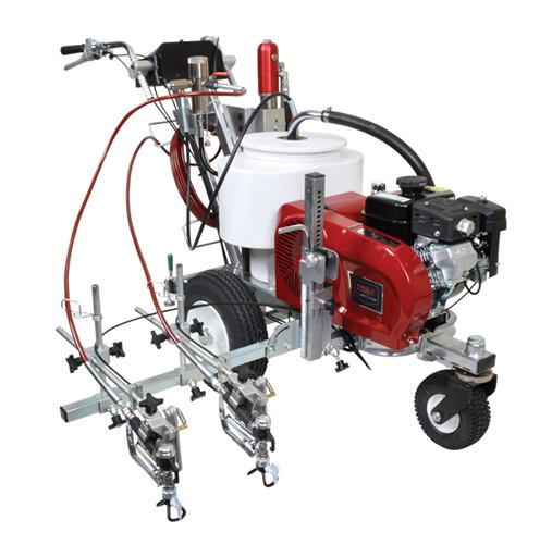 PowrLiner 6955, viteza trasare 210 m/min., duza max. 0.050″, motor Honda 4.8 cp Titan - Wagner