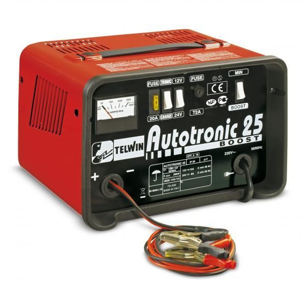 Redresor auto Telwin Autotronic 25 Boost TELWIN