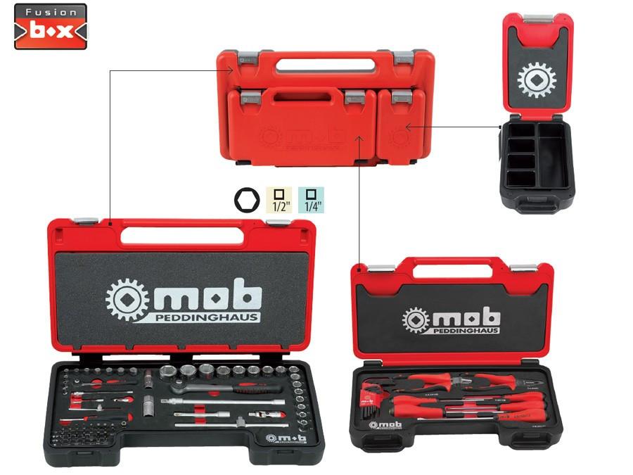 Trusa Fusion Box PRO 86 600x330x130 MOBIUS - BRASOV