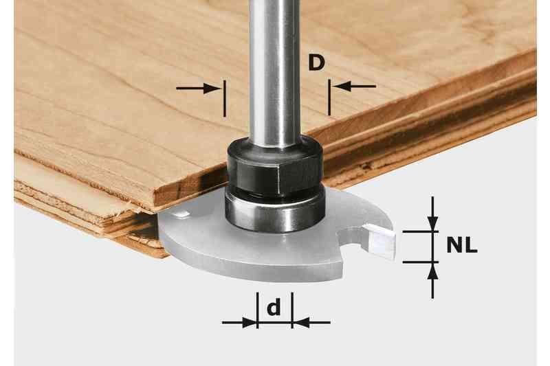 Arbore port-cutit S8 1,5-5 KL16 imagine Festool albertool.com