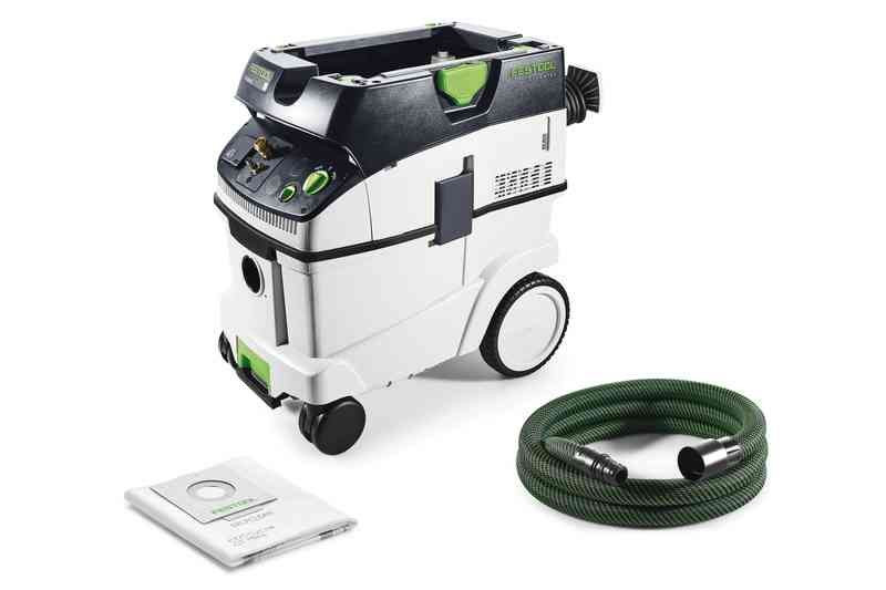 Aspirator mobil CTL 36 E LE CLEANTEC imagine 2021