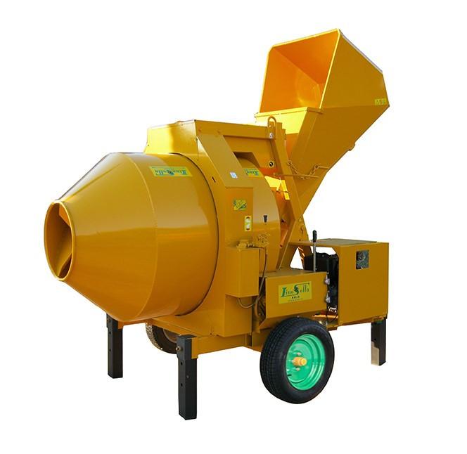 Betoniera automata 1200 lt, 28CP - LS-Hopper-S1200-Diesel Lino Sella