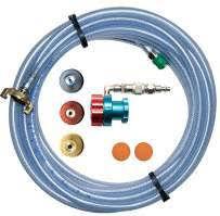 Bisonte Kit tencuieli decorative (necesar compresor de min. 330 l/min) pentru PCS - HP15 Pompa cu Snec pentru Gleturi si Decorative Bisonte