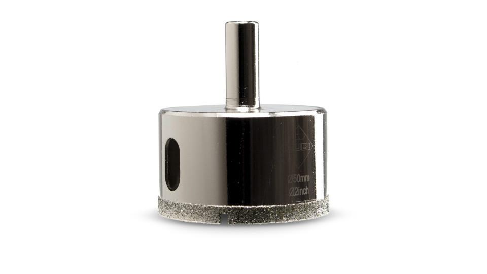 Carota diamantata pt. portelan, placi ceramice EasyGres 50mm - RUBI-5966 RUBI
