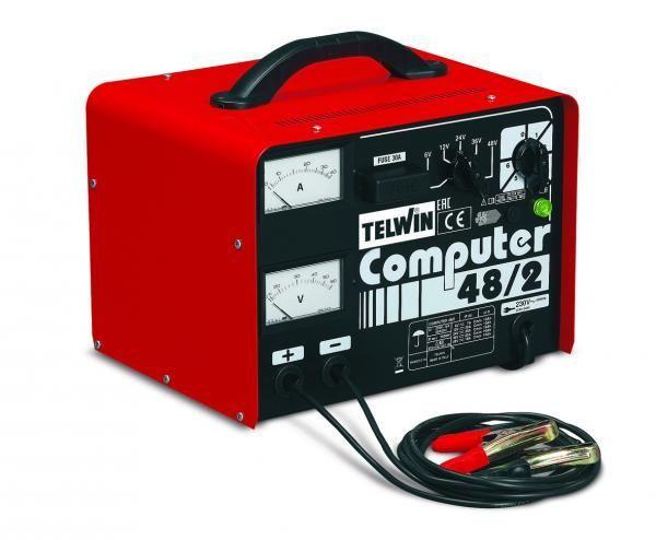 COMPUTER 48/2 - Redresor auto TELWIN TELWIN
