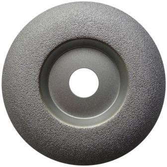 Disc diamantat curbat pt. slefuiri / sanfren in placi - Granulatie 50 125mm - DXDH.4047.125.0050 DiamantatExpert