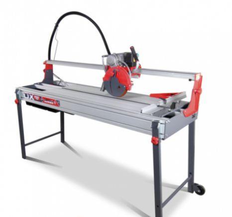 Masina de taiat gresie, faianta si placi 152cm, 1.5kW, DX-250 plus 1400 Laser & Level ZERO DUST 230V-50Hz. - RUBI-52910 RUBI