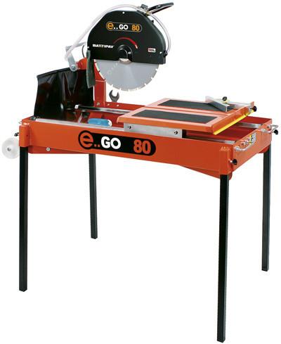 Masina de taiat materiale de constructii 80cm, 2.2kW, E..GO 80 - Battipav-8000 Battipav