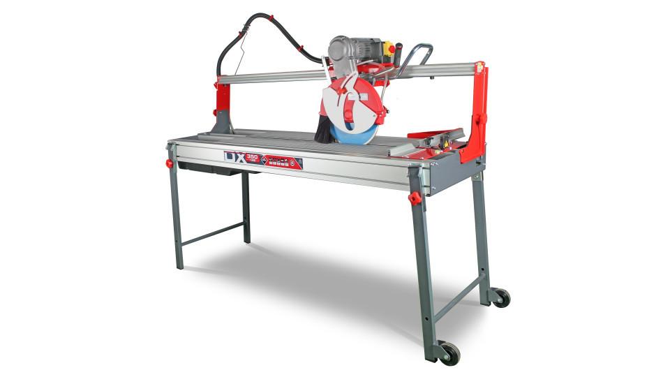 Masina de taiat materiale si placi 148.5cm, 2.2kW, DX-350-N 1300 Laser & Level ZERO DUST 380V-50 Hz. Trifazic - RUBI-52919 RUBI