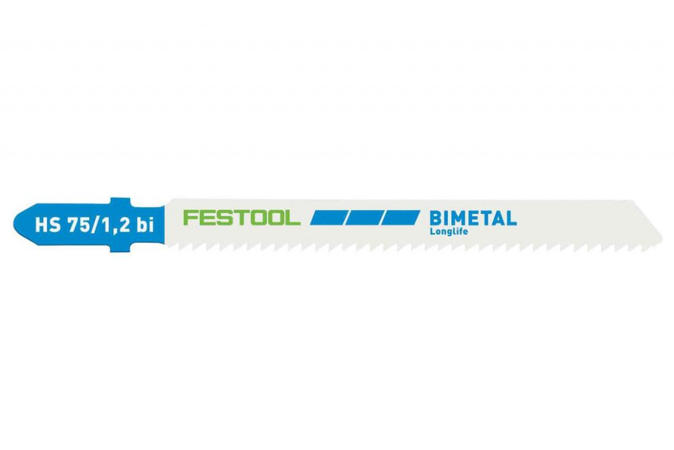 Panza de ferastrau vertical HS 75/1,2 BI/5 imagine Festool albertool.com