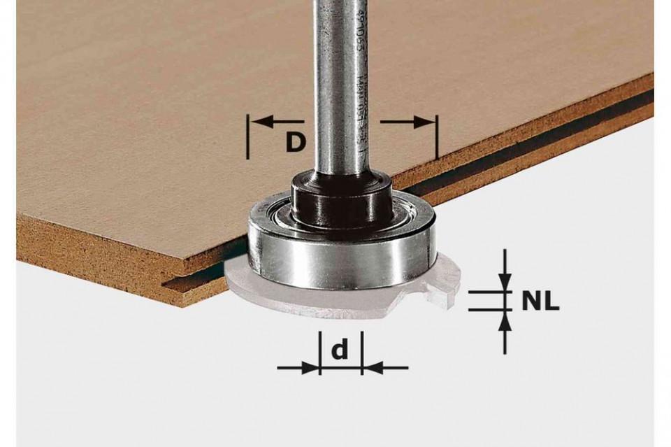 Arbore port-cutit S8 1,5-5 KL28 imagine Festool albertool.com