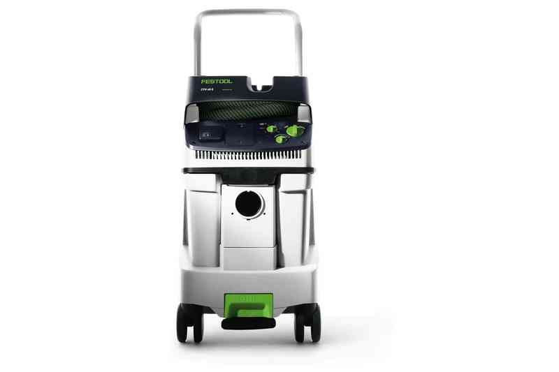 Aspirator mobil CTH 48 E / a CLEANTEC Festool