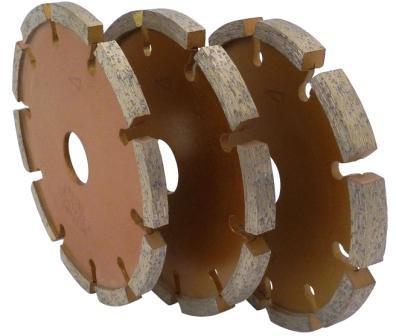 Disc DiamantatExpert pt. Rosturi de dilatare in beton 125x10x22.2 (mm) Profesional Standard - DXDH.5207.125.10 DiamantatExpert