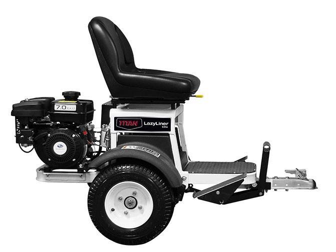 LazyLiner Pro, motor Honda 163 cmc Titan - Wagner