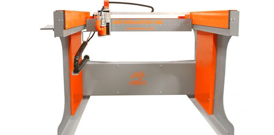 Masa automata pt. aparate de sablat control CNC - CX.ABRA-CNC-Masa ABRA