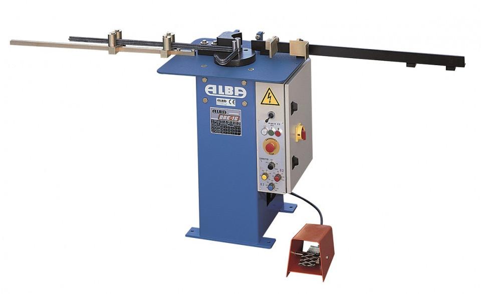 Masina automata profesionala pentru confectionat etrieri - Alba-DAE16-2S ALBA