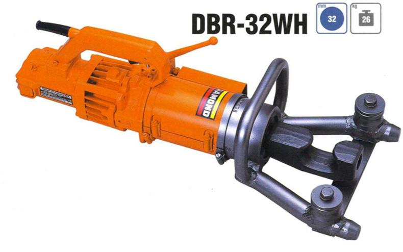 """Masina de fasonat fier beton portabila """"Diamond"""", diam. 12-32mm - Alba-DBR32-WH ALBA"""