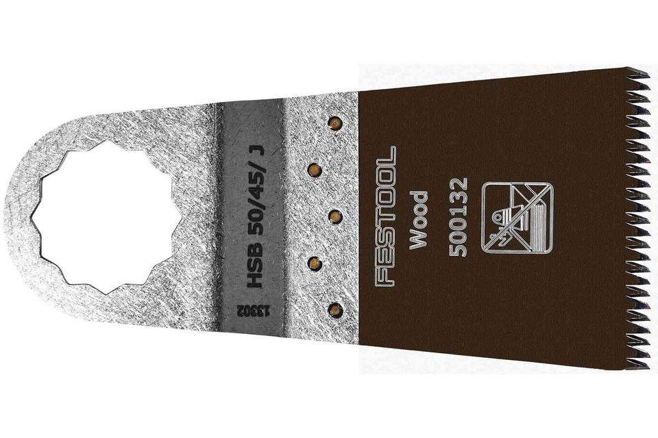 Panza de ferastrau pentru lemn HSB 50/45/J 5x imagine Festool albertool.com