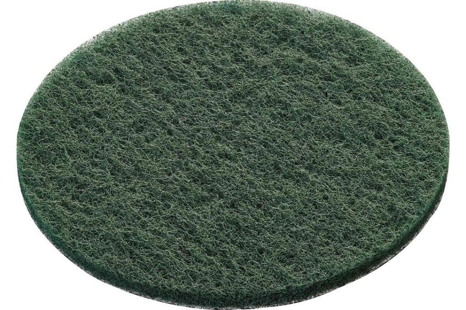 Pasla de slefuit STF D150 green VL/10 Vlies Festool