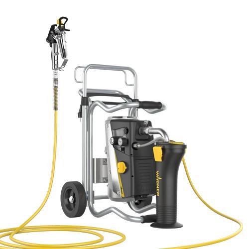 Pompa airless profesionala 2,6 l/min WAGNER SuperFinish 23 Plus HEA Spraypack imagine Titan - Wagner albertool.com