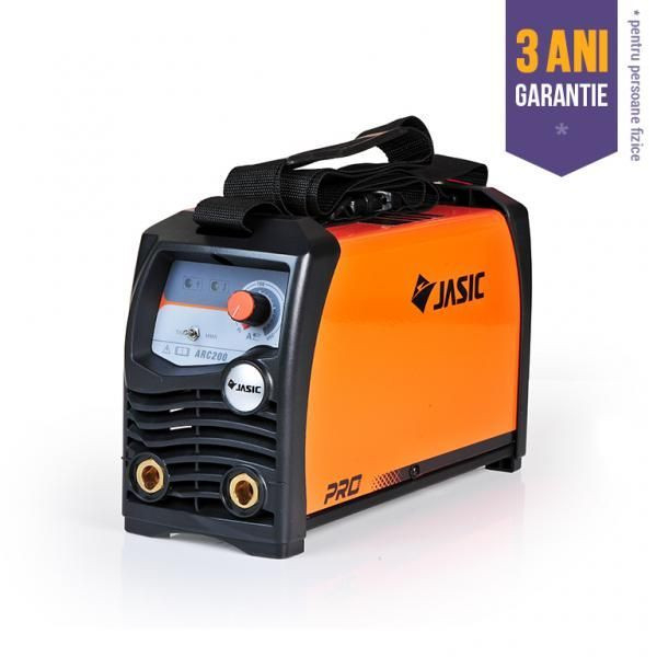 ARC 200 PRO (Z209) - Aparat de sudura invertor Jasic ARC 200 imagine JASIC albertool.com