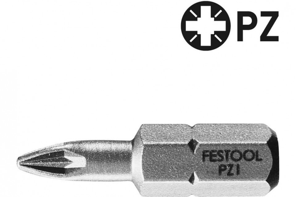 Bit PZ PZ 1-25/10 Festool