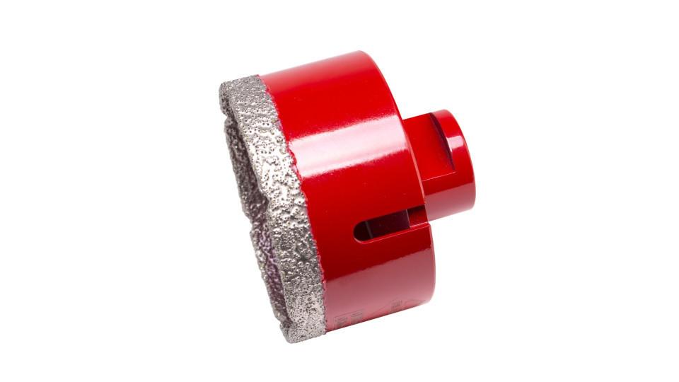 Carota diamantata pt. portelan, placi ceramice DryGres 75mm - RUBI-5992 RUBI